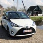 Nuevo Toyota Yaris 18