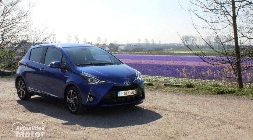 Nuevo Toyota Yaris 21