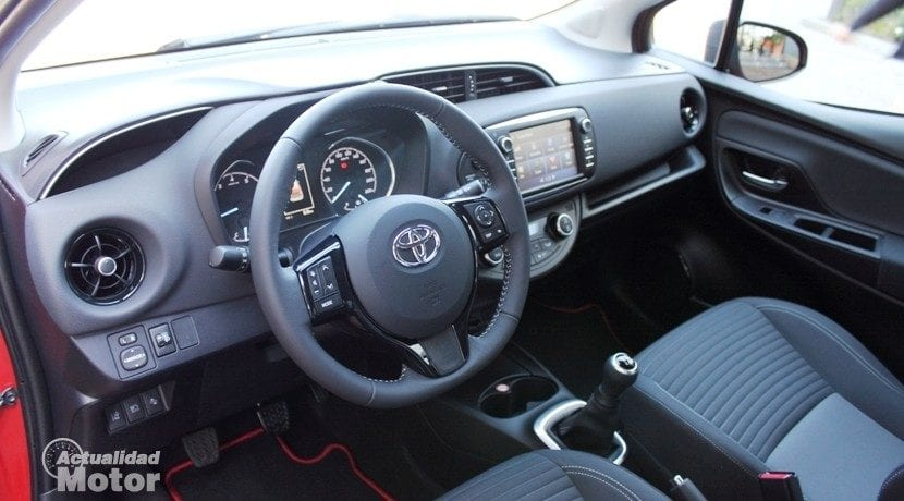 Nuevo Toyota Yaris 27