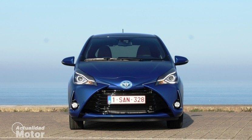 Nuevo Toyota Yaris 4