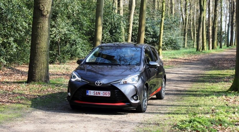 Nuevo Toyota Yaris 56