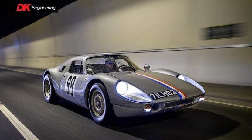 Porsche Carrera 904 GTS