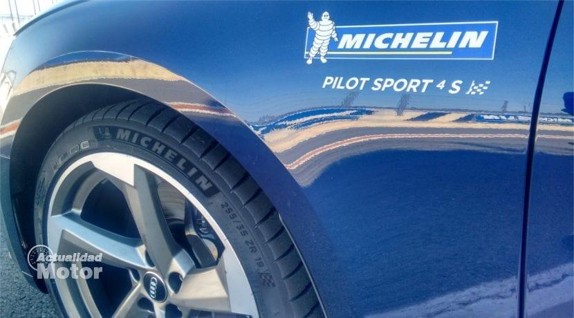 Michelin PS4S duración