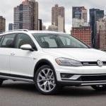 Volkswagen Golf Alltrack Auto Show Nueva York
