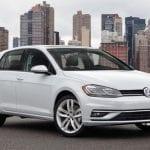 Volkswagen Golf Auto Show Nueva York
