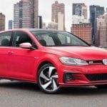 Volkswagen Golf GTI Auto Show Nueva York