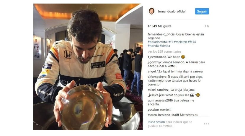 Alonso adivino