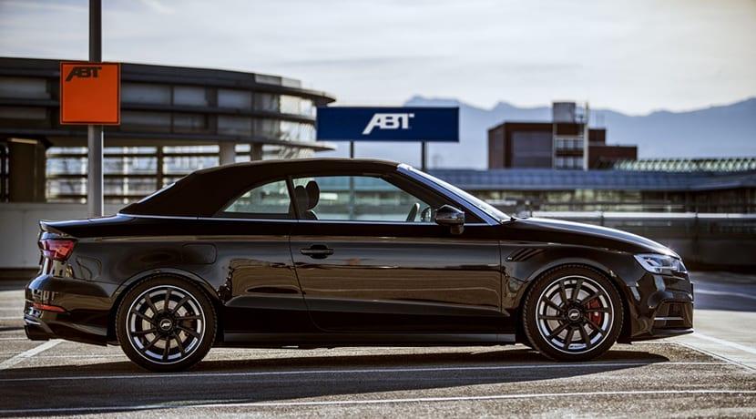 Audi S3 Cabrio preparado por ABT Sportsline