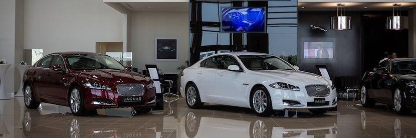 Concesionario Jaguar
