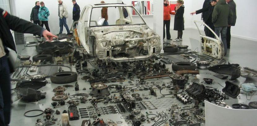Demasiadas piezas a comprobar cuando se compra un vehículo usado