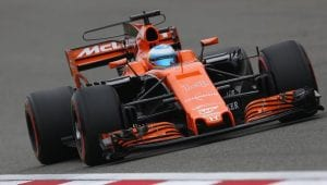 GP de China 2017 Alonso