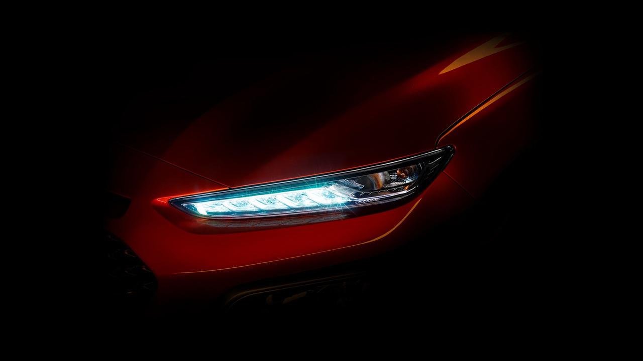 Teaser del Hyundai Kona