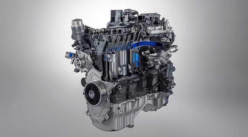 Motor Jaguar F-Type 2.0 con 300 CV