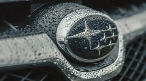 Logo de Subaru