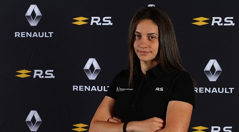 Marta García llega a la Renault Sport Academy