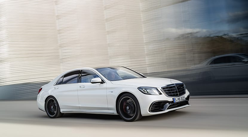Mercedes Clase S AMG