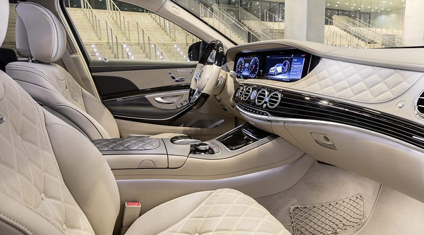 Mercedes Clase S 2018 Maybach