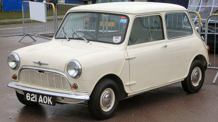 Morris Mini de primera generación