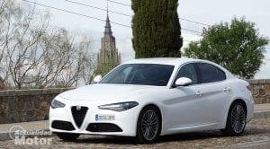 Prueba Alfa Romeo Giulia Grupo FCA
