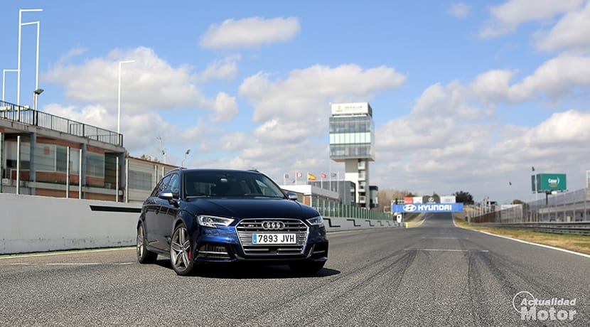 Audi S3 Sportback 2.0 TFSI 310 CV