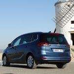 Prueba Opel Zafira