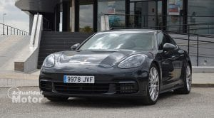 Prueba Porsche Panamera 4S