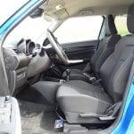 Prueba Suzuki Swift