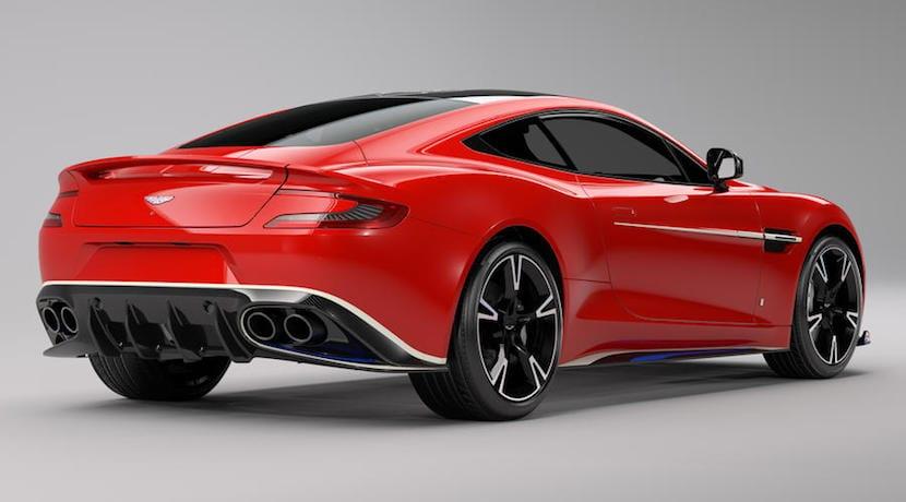 Aston Martin Red Arrows