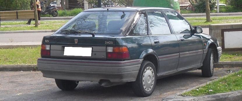 Rover R8 (200/400)