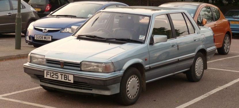Rover SD3 (200)