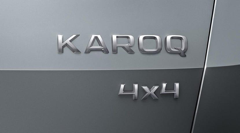 Teaser Skoda Karoq