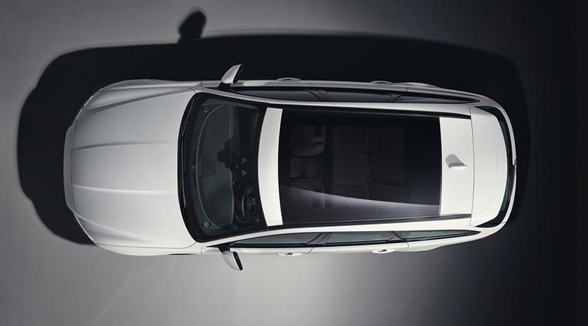 Teaser del Jaguar XF Sportbrake