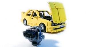 BMW M3 E30 LEGO