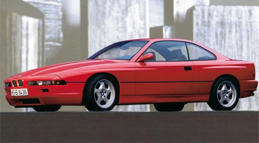BMW Serie 8 primera generación