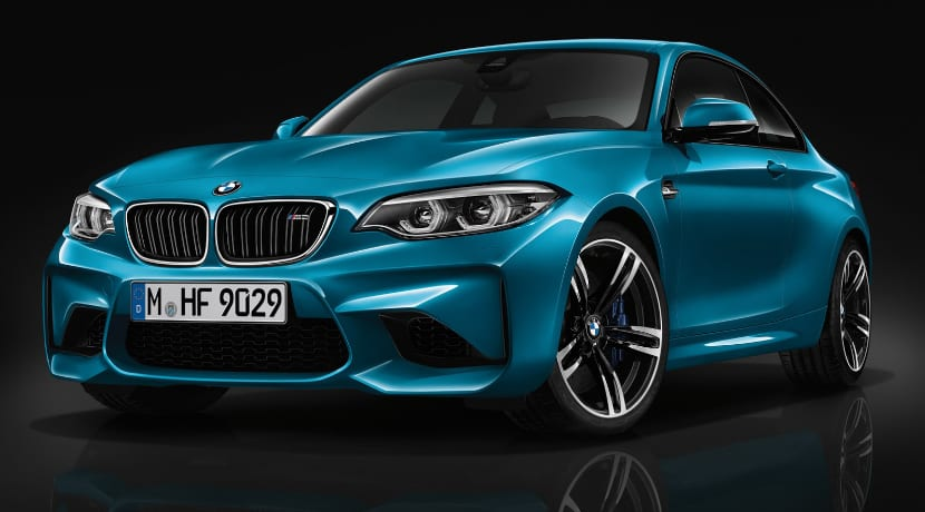Facelift BMW M2