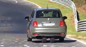 Fiat 500 tres ruedas Ellenators