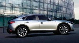 Mazda CX-8 adelanto