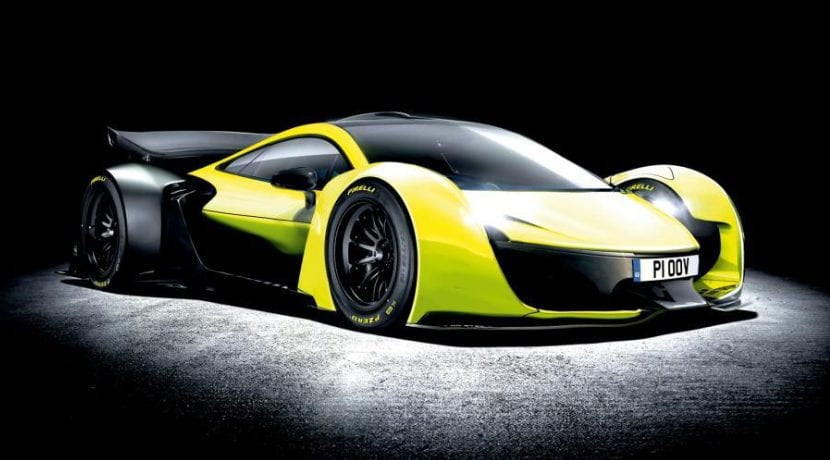McLaren EV