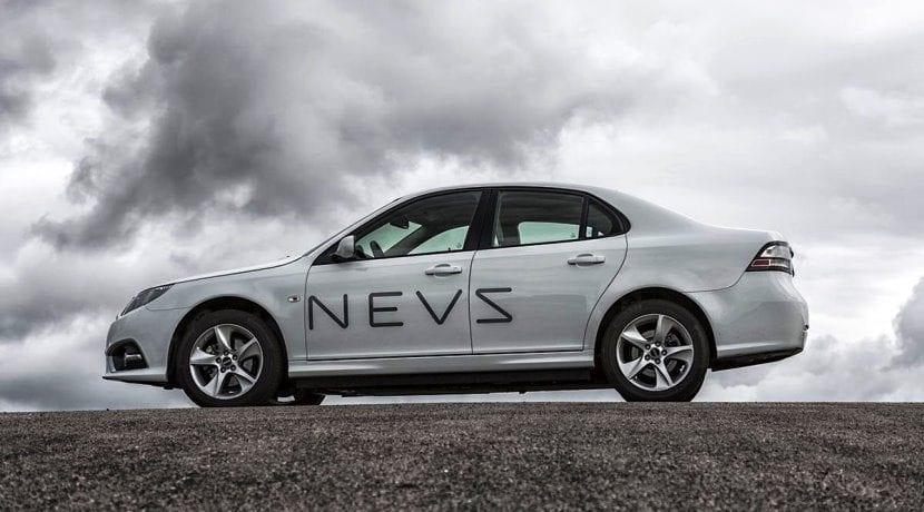NEVS - Saab 9-3
