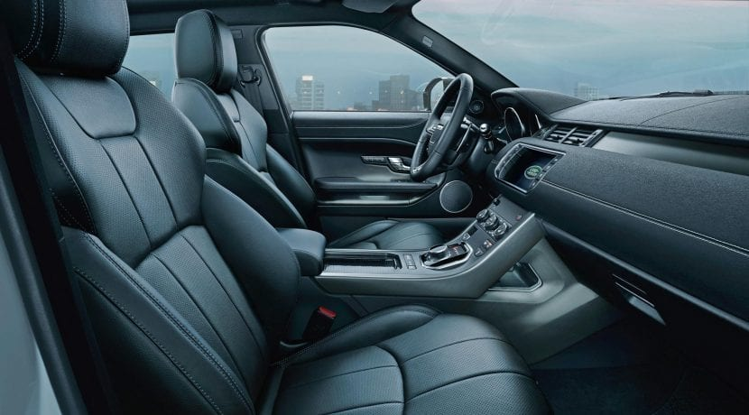 Interior Range Rover Evoque Landmark