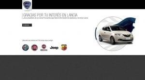 Señores, Lancia ha muerto en España
