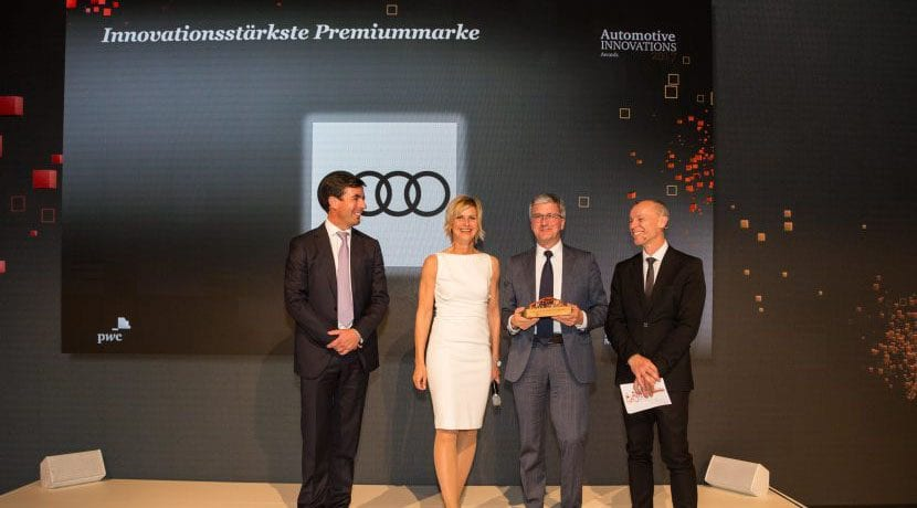 Audi Automotive Innovations Award 2017