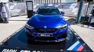 BMW M4 CS premio de MotoGP