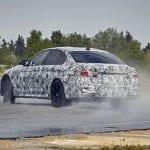 Teaser BMW M5 xDrive