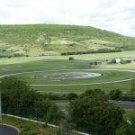 Centro de pruebas de Michelin en Ladoux