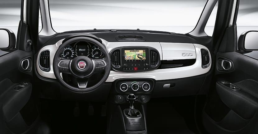 Interior Fiat 500L