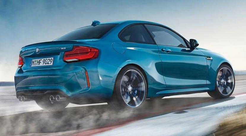 Filtrado restyling BMW M2