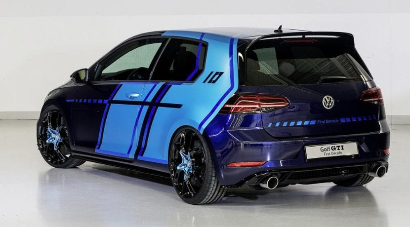 Golf GTI First Decade Worthersee