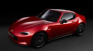 Mazda MX-5 RF Ignition