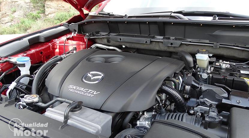 Prueba Mazda CX-5
